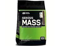 Optimum Nutrition Serious Mass Gainer 5.4 KG