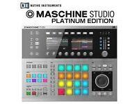machine studio limited addition complete 10