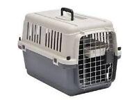 Cat / Puppy / Rabbit travel crate