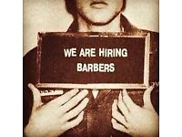 Experienced barber required