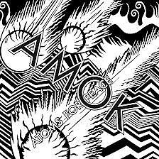 ATOMS FOR PEACE - AMOK:  2LP SET (Thom Yorke, Flea) (2013)