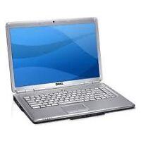 LAPTOP DELL INSP 1520 C2D 2.0 2.5GB 120GB DVDRW WIN7  129$