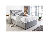 70% OFF NOW ON ALL DIVAN BEDS IN MANY DESIGNS, COLORS AND SIZES🛌🏽🛌🏽