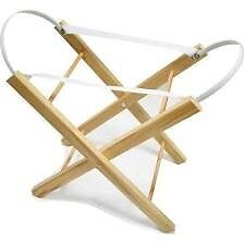 X3 Wooden Moses basket stand £5 each