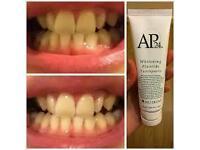 Nu skin toothpaste whitner extreme fluoride