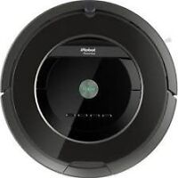 Wanted new I robot Roomba 880