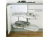 Haefele pull out kitchen shelf 600