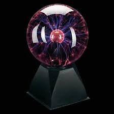 Plasma lighting ball