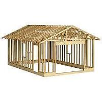 Certified Carpenter / General Contractor Hourly / Flat Rates