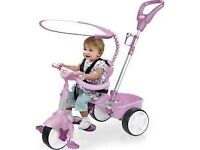 Little tikes trike 4 in 1. 1 purple and 1 blue