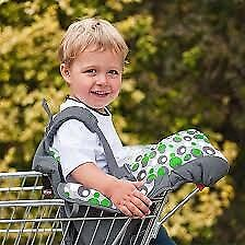 Playette baby toddler shopping trolley seat cover