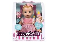***REDUCED FOR QUICK SALE LUVABELLA BLONDE BRAND NEW UNOPENED***