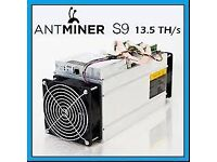Bitmain Antminer S9 & APW3++ Power Supply