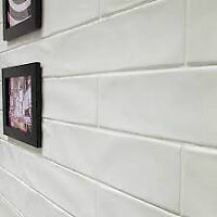 White Subway Tiles - World Class Carpets & Flooring