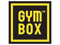 GymBox Victoria 5 months membership Discounted rate
