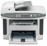 IMPRIMANTE PHOTOCOPIEUSE SCANNER LASER PRINTER noir et blanc
