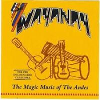The Magic Music Of The Andes CD
