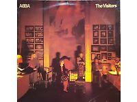 ABBA - THE VISITORS - VINYL
