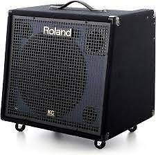 Roland KC 550 - the top of the line Keyboard/Synth Amplifier. Dalkeith Nedlands Area Preview