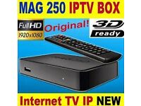 NO HD? GET MAG IPTV HD- BEATS ANY SAT BOX ADVERTISED - HD CHANNELS AVAILABLE UNLIKE OPENBOXES !!!!