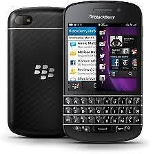 Blackberry Q10, 16GB, Telus, No Contract *BUY SECURE*