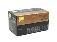 Nikon MB-D14 Battery Grip - Brand New/Boxed for Nikon D600 and D610