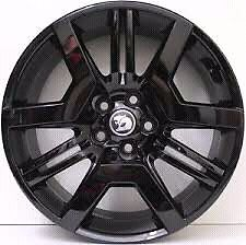 """BRAND NEW E3 series Holden Hsv wheels gloss black 20"""" staggered Lurnea Liverpool Area Preview"""