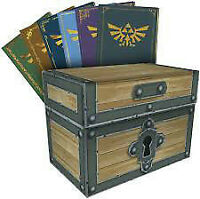 The Legend of Zelda Box Set: Prima Official Game Guide set