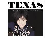 TEXAS BRIDGEWATER HALL 28TH SEPTEMBER X 4 CIRCLE SEATS