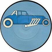 The Cars Picture Disc