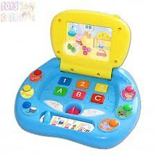 Fabulous condition. Smoke free home. Peppa pig laptop