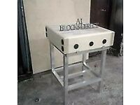 Butchers Block 2ft by 2ft and Stand (oct)