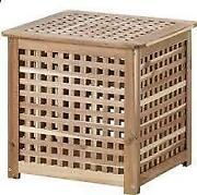IKEA Wooden Storage