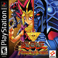 Playstation One / PS1 - Yu-Gi-Oh! - Forbidden Memories