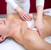 $50 - CHEST+BACK WAXING EPILATION SPECIAL for pour Men Hommes