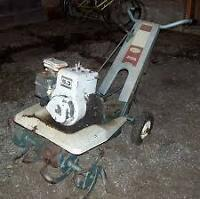 Wanted! Old Lawn Mowers, Batteries & Scrap Metal Free Pickup