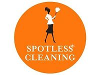 Spotless Cleaning Services