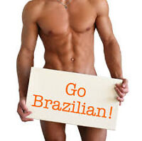 ***FEMALE & MALE CLIENTS WAXING*** Body & Brazilians