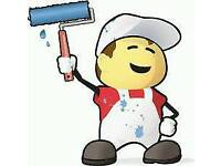 Affordable painter and decorator available now