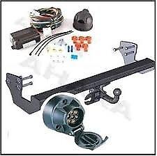 Mercedes Vito Towbar and 7pin electrics kit