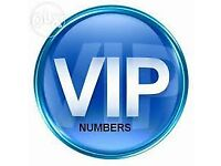 Gold Silver Platinum VIP Memorable Phone Numbers For Sale