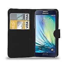 Faux Leather Flip Wallet for Samsung Galaxy J5 (2016)