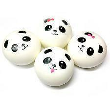 30pcs set random kawaii squishies soft panda bread cake buns phone - Squishy Bun Animation Art Amp Characters Ebay