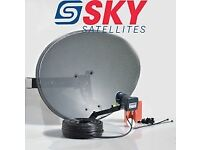 FULL INSTALLATION OF SATELLITE DISH AND DIGITAL TV AERIAL IN GREATER MANCHESTER