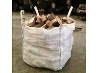 Ton bag's of log's