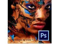 Adobe Photoshop CS6 Windows 32/64 Full Retail Version