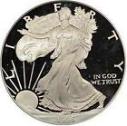 1996 Silver Eagle PCGS