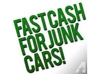 'SCRAP TODAY ££ DVLA CASH BUYER / SAME DAY COLLECTION ALL CARS & VANS WANTED ANY AGE / CONDITION