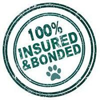 House Check Services, fully bonded and insured