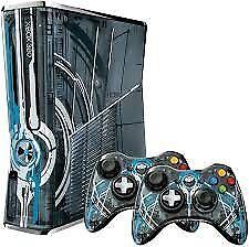 XBOX 360 250GB HALO REACH EDITION WITH BOX 20+ GAMES 80 ONO 07448333495